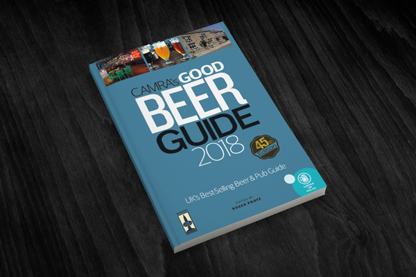 Cheers! We're in CAMRA's Good Beer Guide 2018 - The_Windmill_Pub
